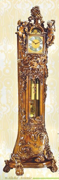 Z.48 Altobel Antonio Grandfather Clock