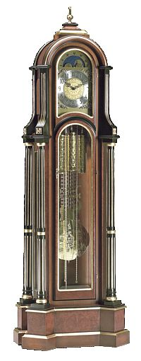 Flli Consonni, Italian Grandfather Clock, 508/2