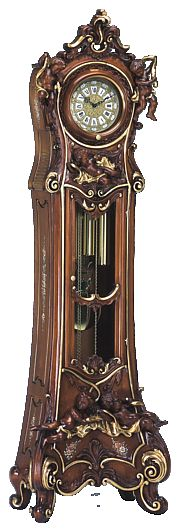 F.lli Consonni Grandfather Clock 530/7