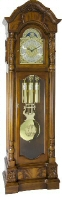 Hermle Grandfather Clock - Made in USA - 010953-031171