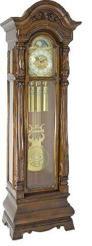 Hermle Grandfather Clock - 01920-031161