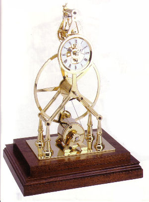 Comitt of London - Skelton Clock - S5010G