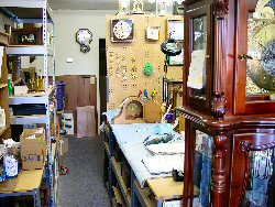 Typical Grandfather clock repairs at Will Rogers Clocksnmore, Tulsa