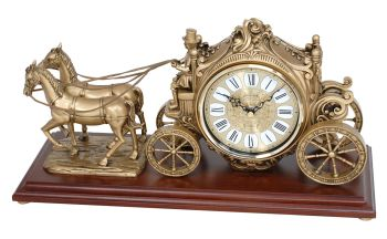 CRH229-NR18 The Buggy Rhythm Clock