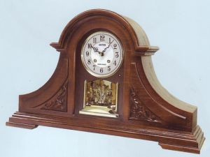 Rhythm Clock - CRH131 - CTS King Mantle