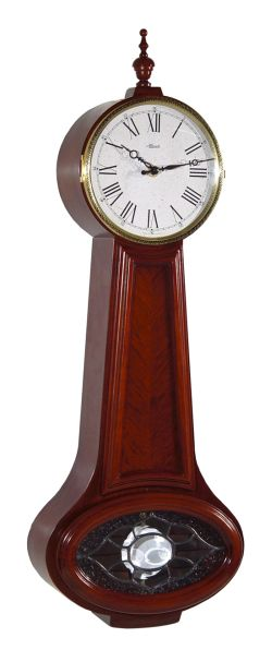 Hermle Wall Clock - 70737-N92214 -Banjo Musical